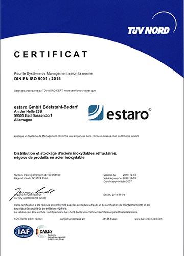 Zertifikat-FR